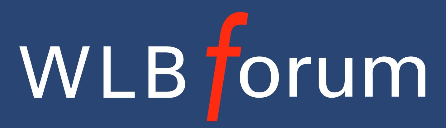 WLBforum Logo